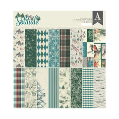 Authentique Collection Kit 12 inch X12 inch  Solitude