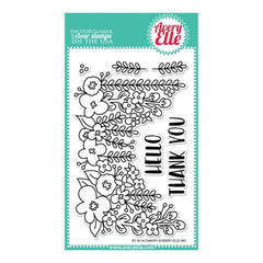 Avery Elle Clear Stamp Set 4X6 inch - Canopy