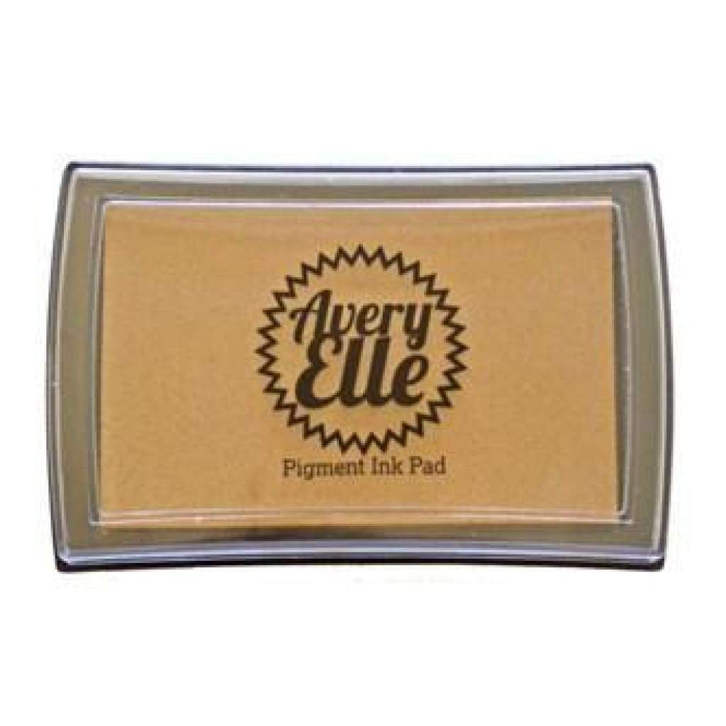 Avery Elle Pigment Ink Pad Kraft