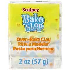 Sculpey - Bake Shop Oven-Bake Clay 2oz - White