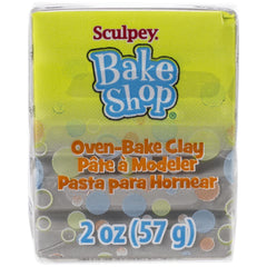 Sculpey - Bake Shop Oven-Bake Clay 2oz - Gray