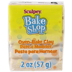 Sculpey - Bake Shop Oven-Bake Clay 2oz - Beige