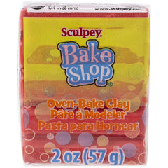 Sculpey - Bake Shop Oven-Bake Clay 2oz - Red