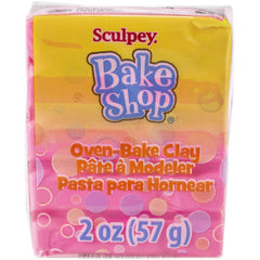 Sculpey - Bake Shop Oven-Bake Clay 2oz - Pink