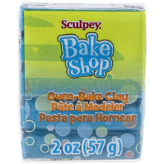 Sculpey - Bake Shop Oven-Bake Clay 2oz - Turquoise