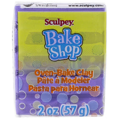 Sculpey - Bake Shop Oven-Bake Clay 2oz - Purple