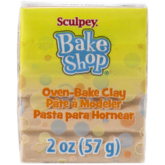 Sculpey - Bake Shop Oven-Bake Clay 2oz - Tan