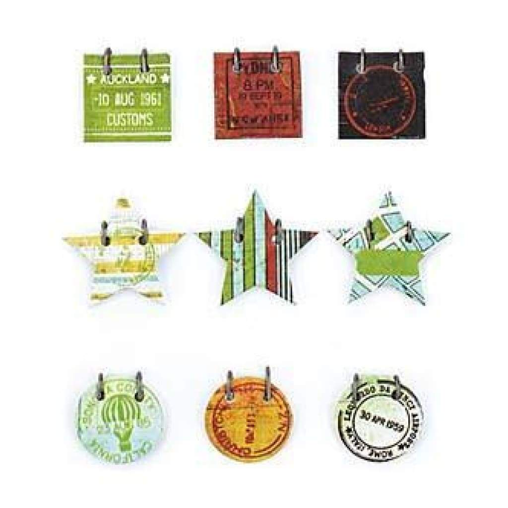 Basicgrey - Wander - Small Details Decorative Stickers