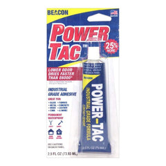 Beacon Power Tac Industrial Grade Adhesive 2.5oz