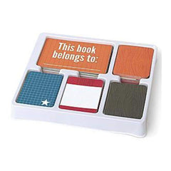 Becky Higgins - Project Life - Project Life Core Kit - Slate Edition