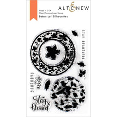 Altenew - Botanical Silhouettes Stamp Set