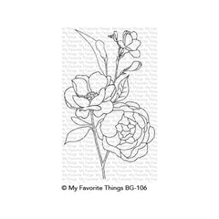 My Favourite Things  Stamps - BG Fresh-Cut Flowers