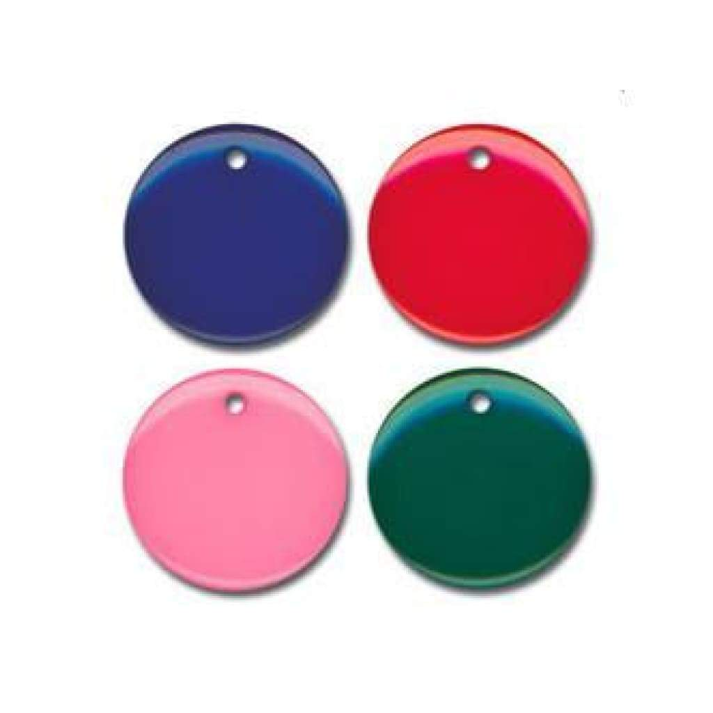 Brights Zipper Pulls 4 Pack