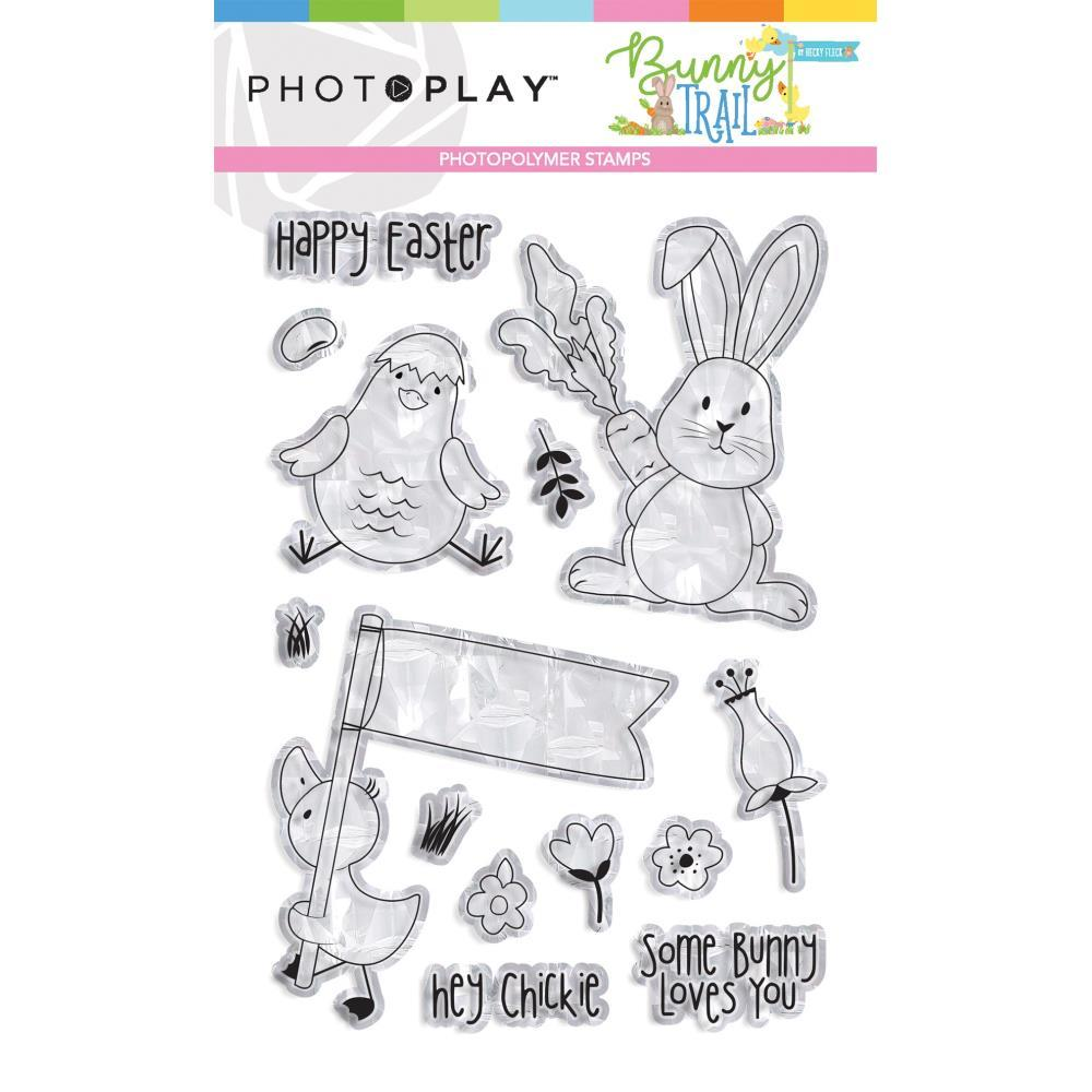 PhotoPlay Photopolymer Stamp Element
