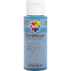 Ceramcoat Frost Paint 2oz - South Seas