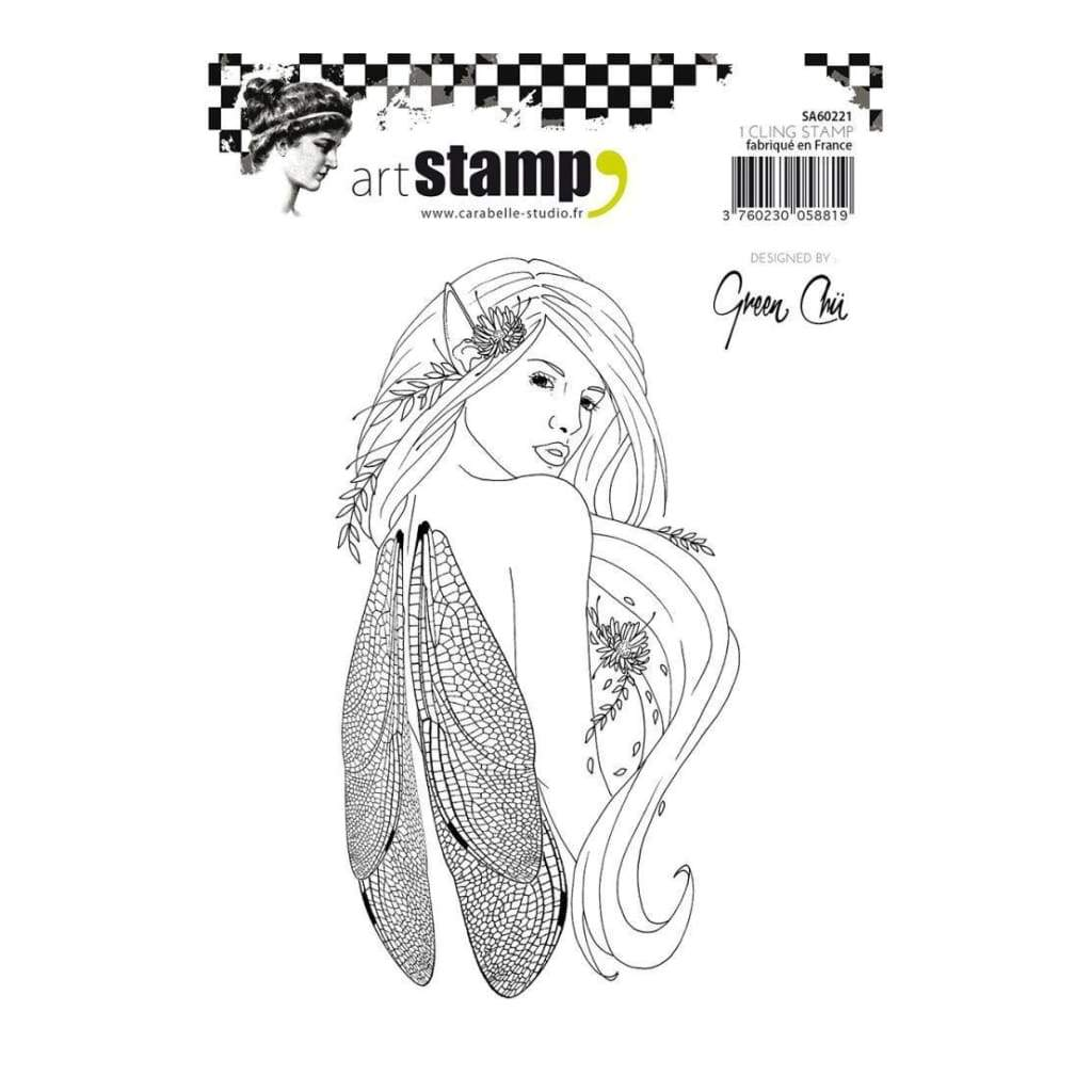 Carabelle Studio Cling Stamp A6 - Elf