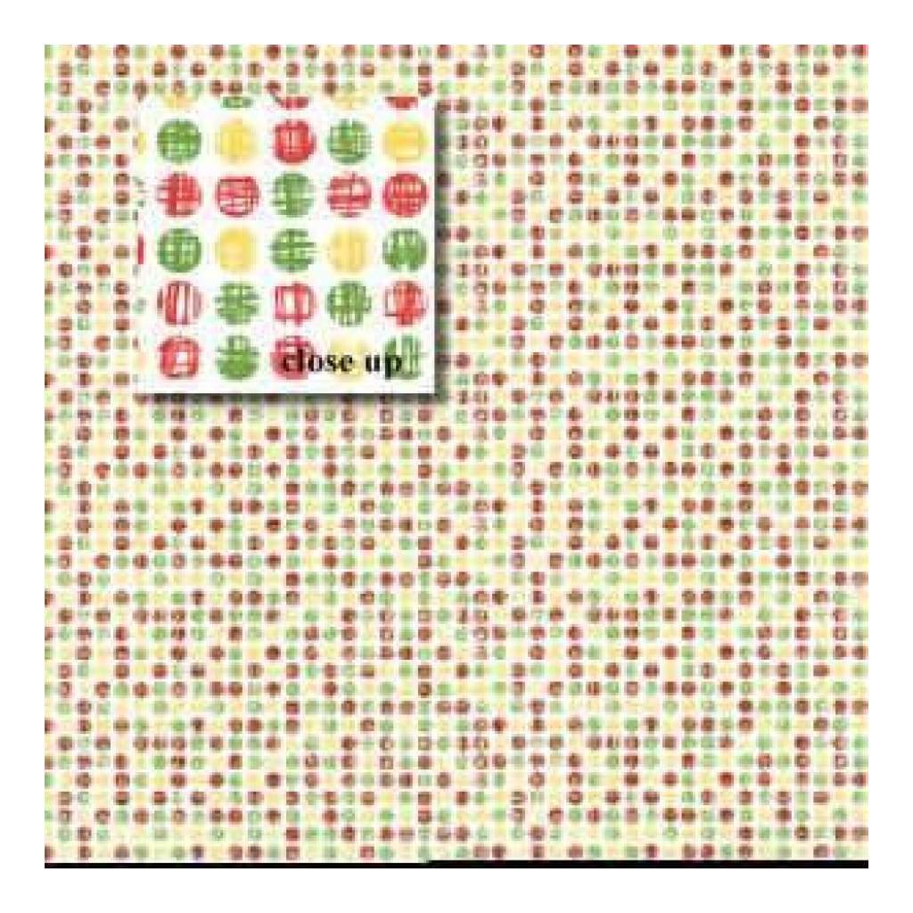 Carolees Creations - Bright Scratch Dots (Pack Of 10)