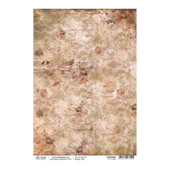 Ciao Bella - Decoupage Rice Single Paper A4 - Fly Cover, The Muse