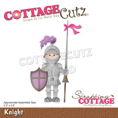 CottageCutz Dies - Knight 2.3inch X3.6inch