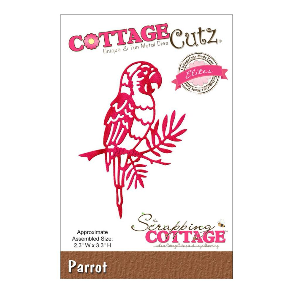 CottageCutz Elites Die - Parrot