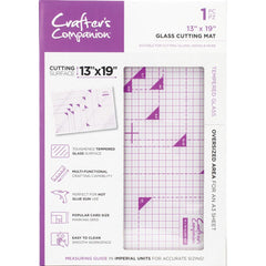 Crafters Companion Glass Cutting Mat 13in x 19in