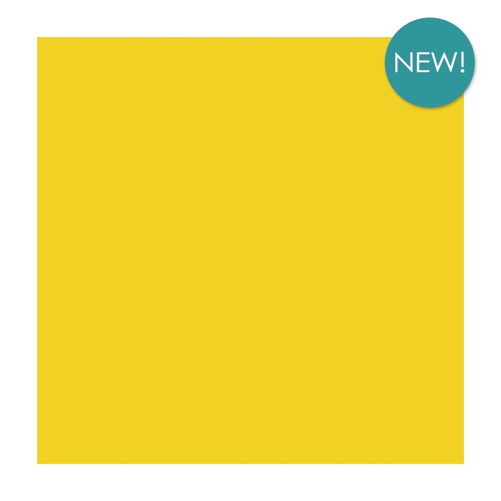 Kaisercraft 12x12 inch, single sheet, Weave Cardstock 220 gsm - Canary