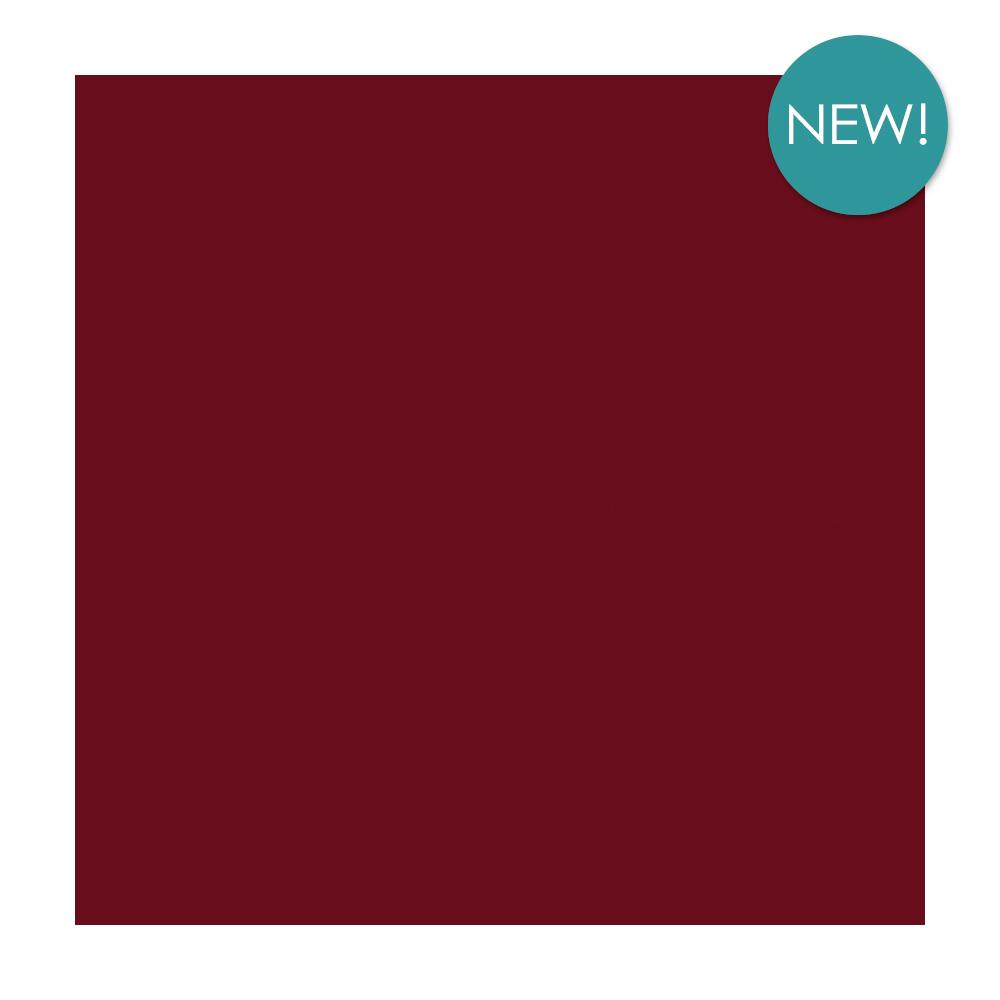 Kaisercraft 12x12 inch, single sheet, Weave Cardstock 220 gsm - Ruby