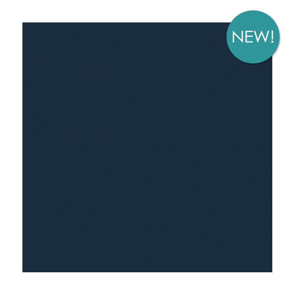 Kaisercraft 12x12 inch, single sheet, Weave Cardstock 220 gsm - Blueberry
