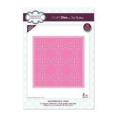 Creative Expressions Craft Dies - Quiltessentials Stars