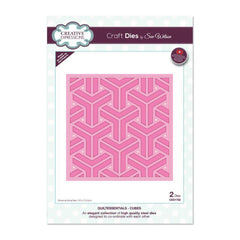 Creative Expressions Craft Dies - Quiltessentials Cubes