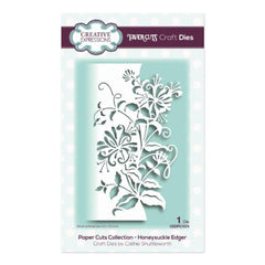 Creative Expressions - Paper Cuts Collection - Honeysuckle Edger Craft Die