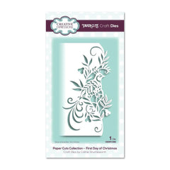Creative Expressions - Paper Cuts Collection - First Day of Christmas Craft Die