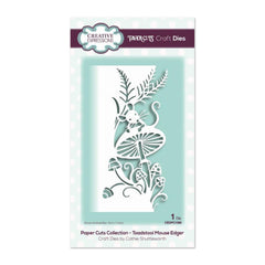 Creative Expressions - Paper Cuts Collection Die - Toadstool Mouse Edger