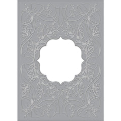 Spellbinders - Cutting Embossing Folders - Laurel & Bows
