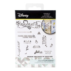Character world limited - Disney Cinderella Stamp Set