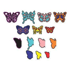 B535 Whimsical Butterfly /& Wing NEW Steel Cutting Dies CHEERY LYNN DESIGNS