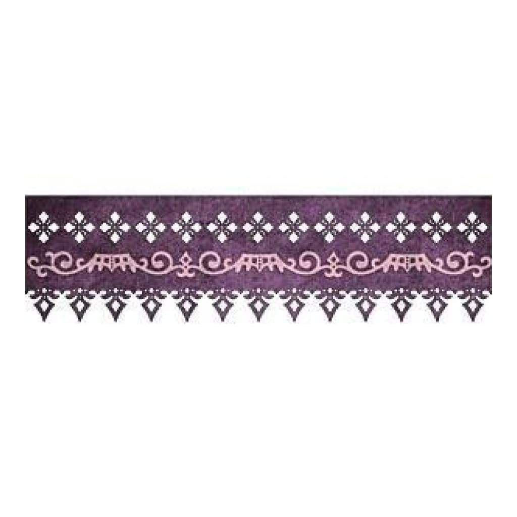 Cheery Lynn - Royal Scandinavian Border Set (Set Of 3) - B524