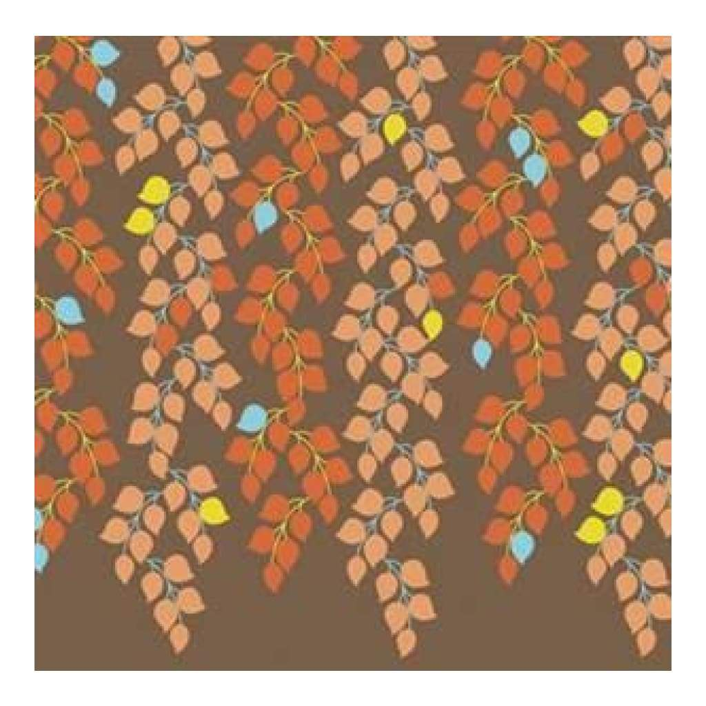 cherryArte Grapevine 12X12 Patterned Paper (Pack Of 10)