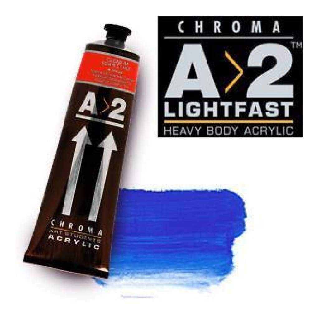 Chroma A2 Cobalt Blue Hue 120Ml