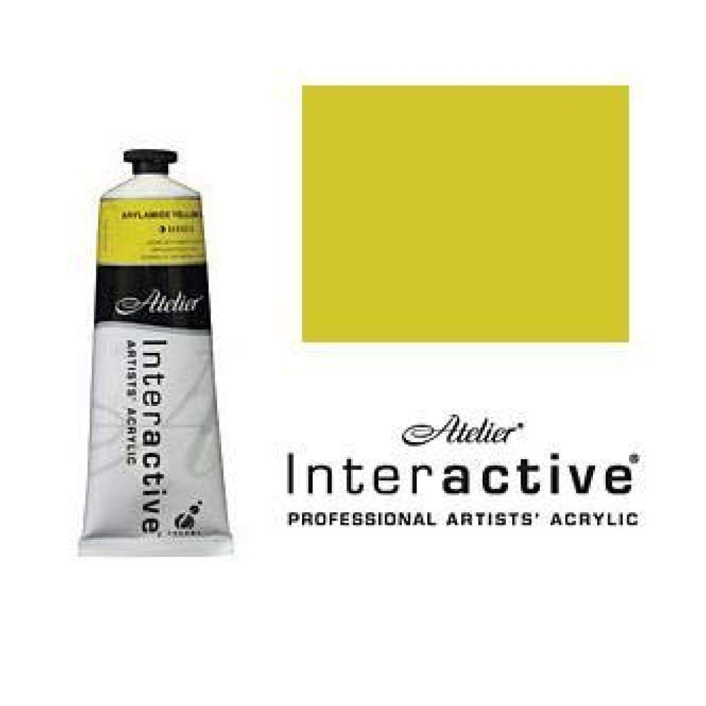 Chroma - Atelier Interactive Arylamide Yellow Light S3 80Ml