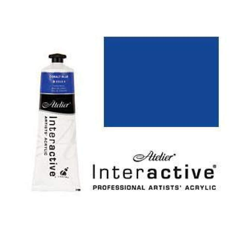 Chroma - Atelier Interactive Cobalt Blue S6 80Ml