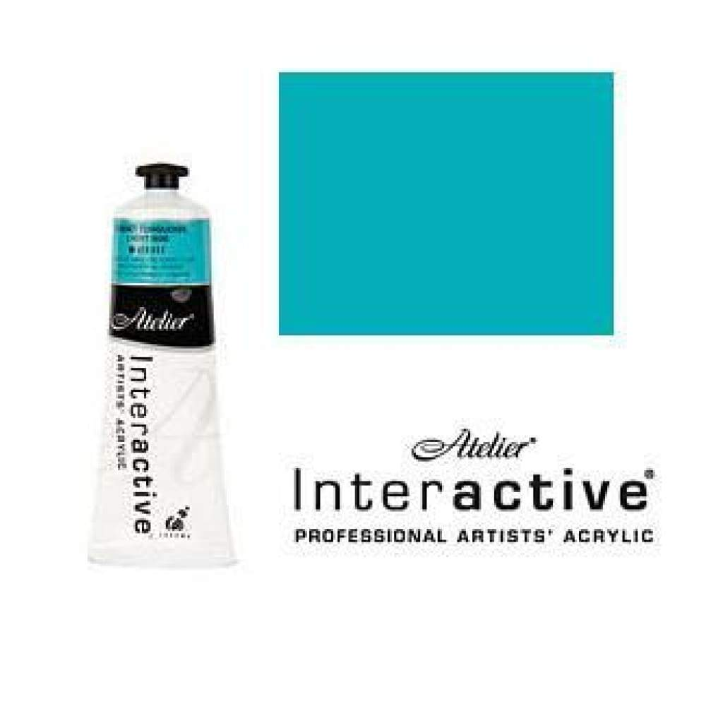 Chroma - Atelier Interactive Cobalt Turquoise Light Hue S2 80Ml
