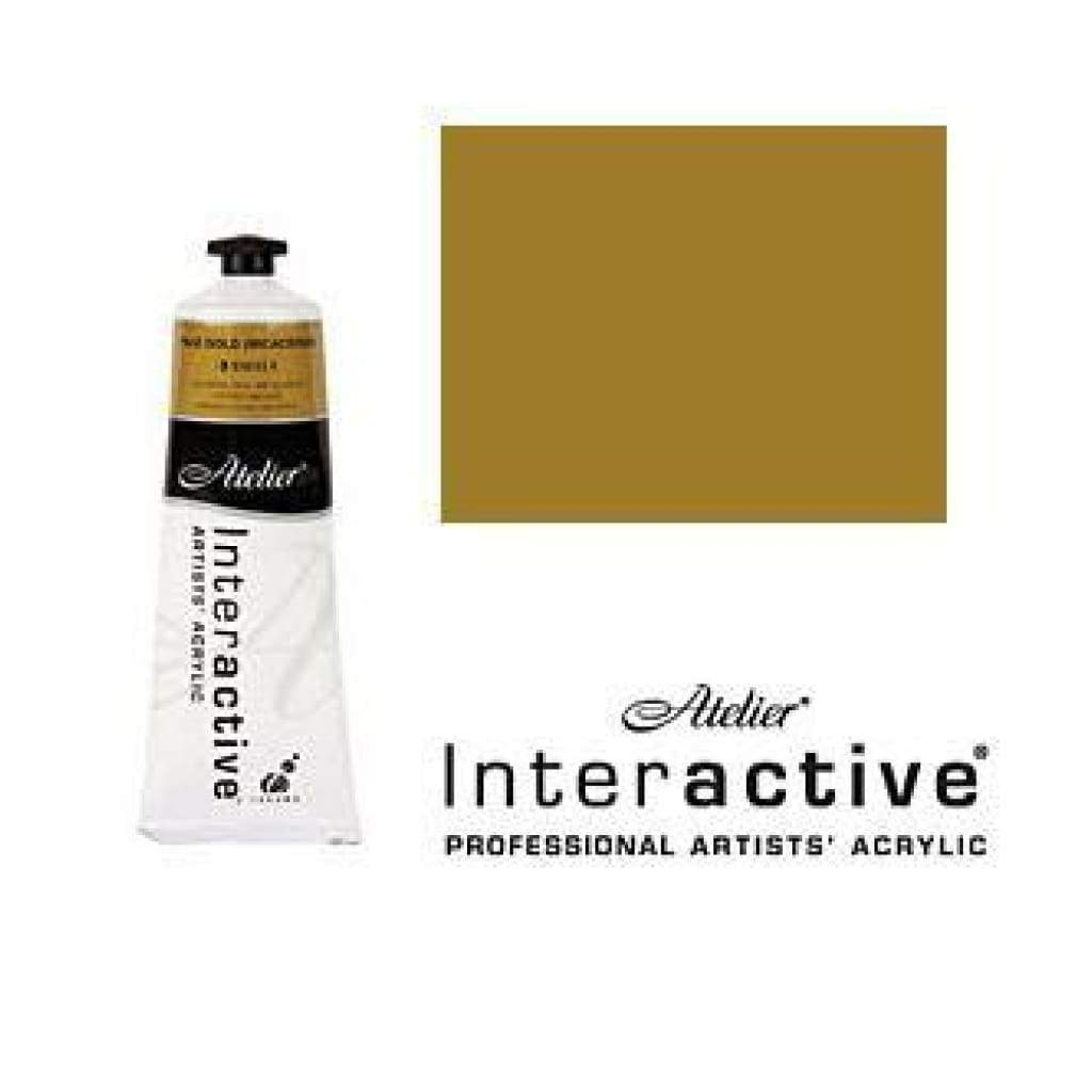 Chroma - Atelier Interactive Pale Gold S4 80Ml
