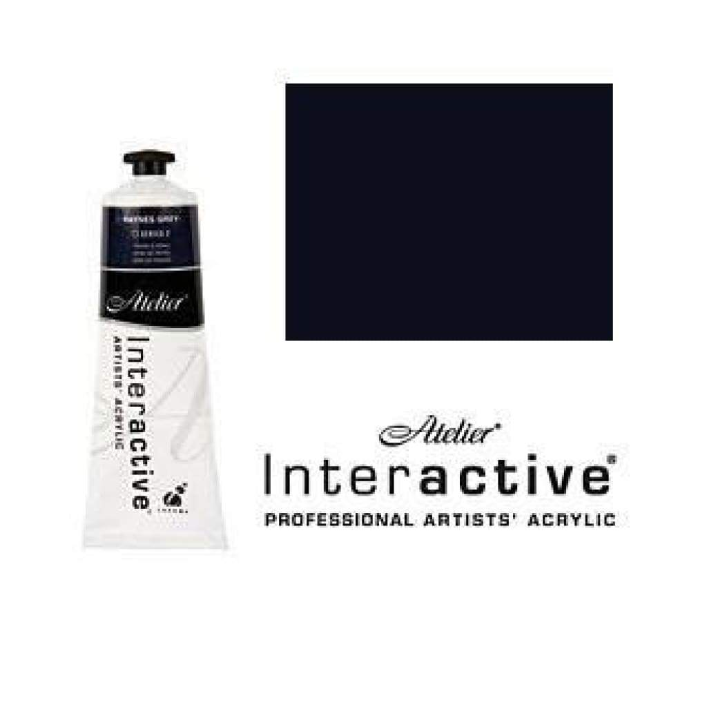 Chroma - Atelier Interactive Paynes Grey S2 80Ml