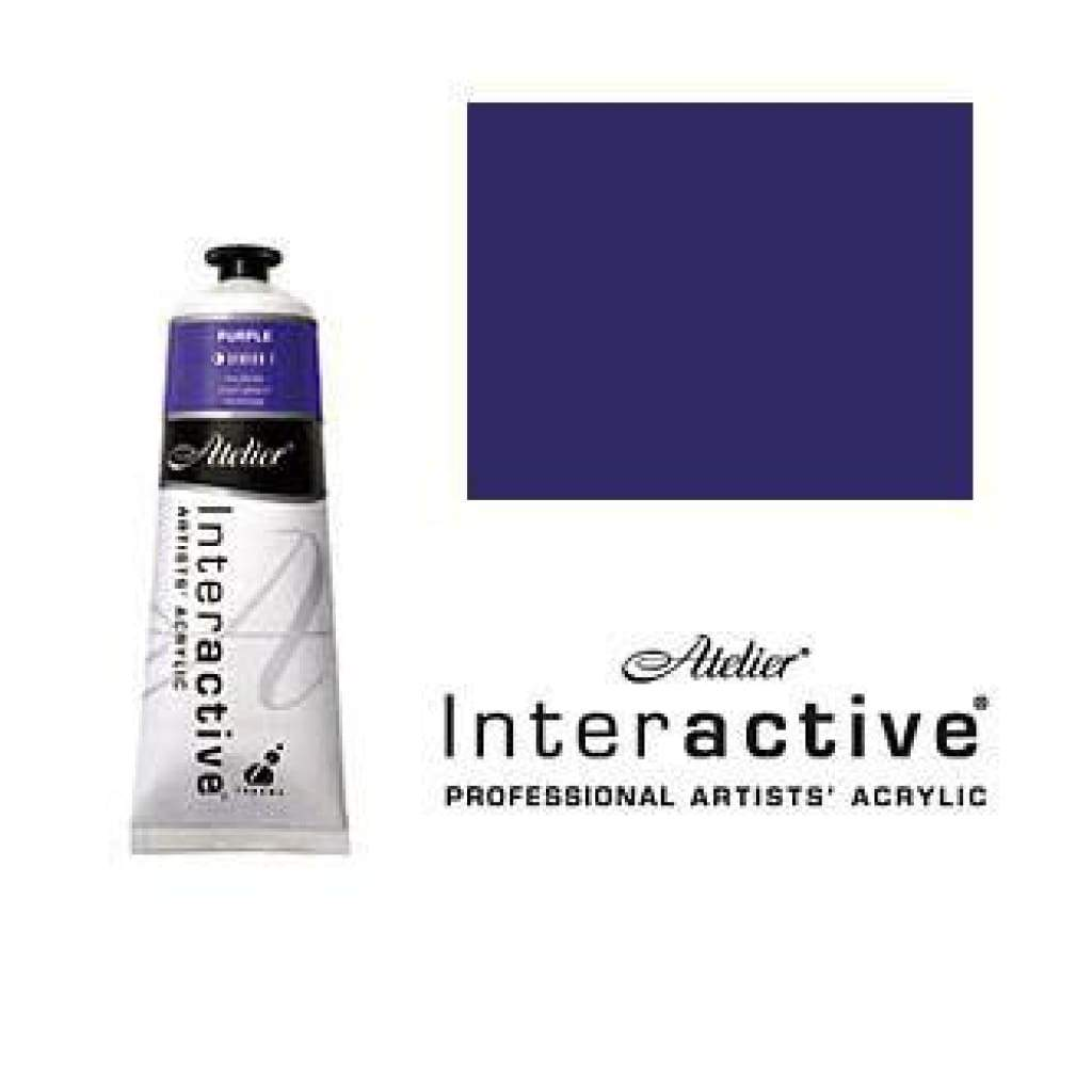Chroma - Atelier Interactive Purple S1 80Ml
