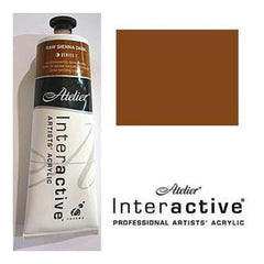 Chroma - Atelier Interactive Raw Sienna Dark S1 80Ml