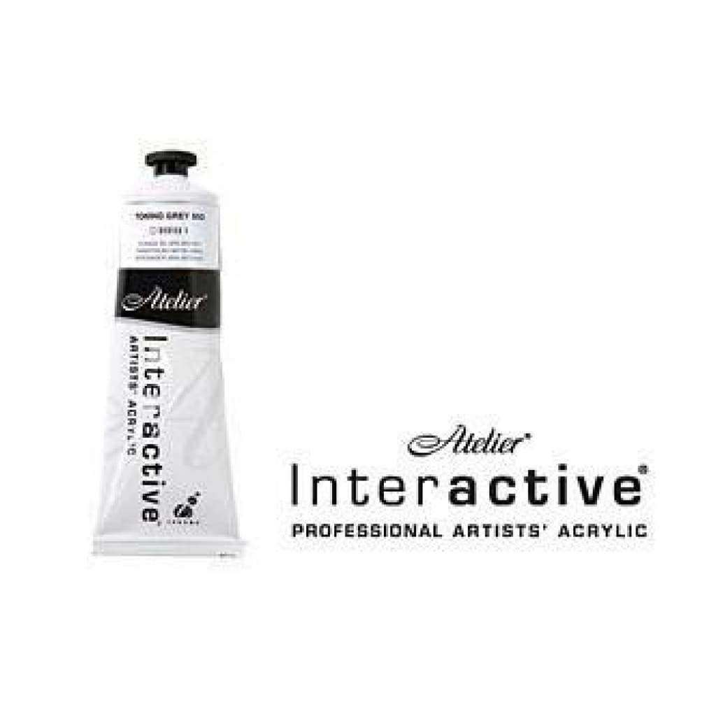 Chroma - Atelier Interactive Titanium White S1 80Ml