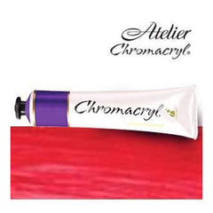 Chromacryl Acrylic - Cc Cool Red 75Ml