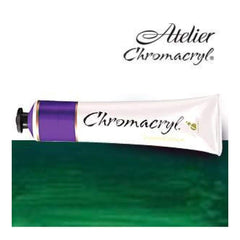 Chromacryl Acrylic - Cc Forest Green 75Ml