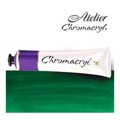 Chromacryl Acrylic - Cc Green Deep 75Ml
